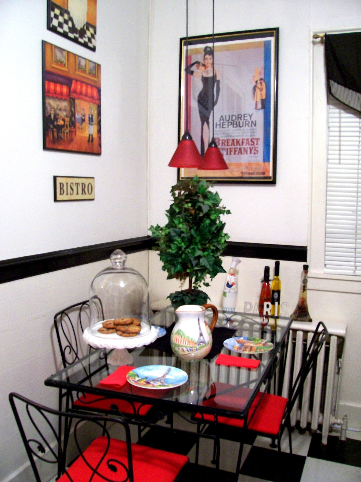 Bistro Kitchen Decorating Ideas