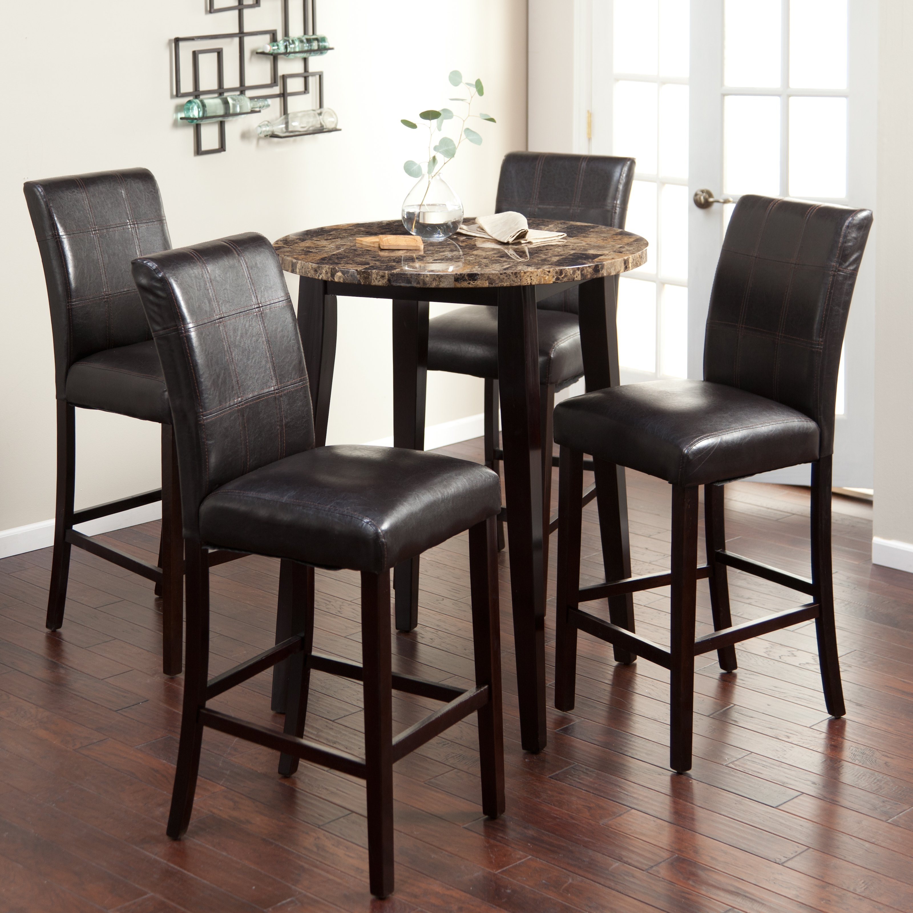 Bistro Table Sets For Kitchenpub height dining table