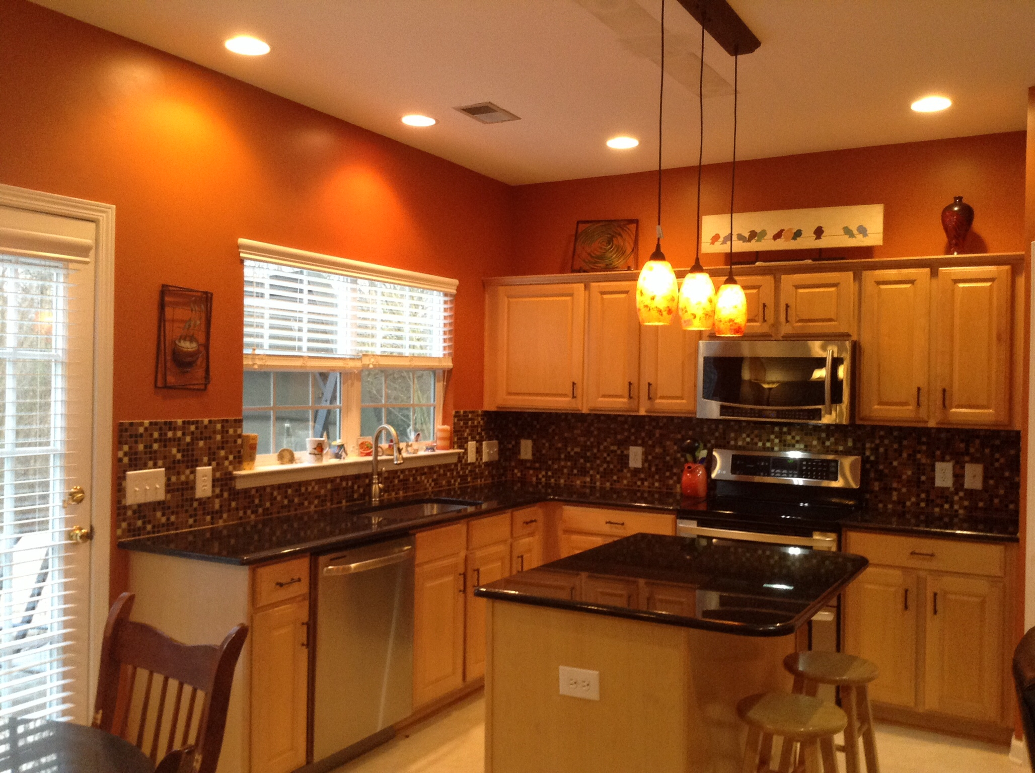 Burnt Orange Kitchen Decorating Ideas2056 X 1536