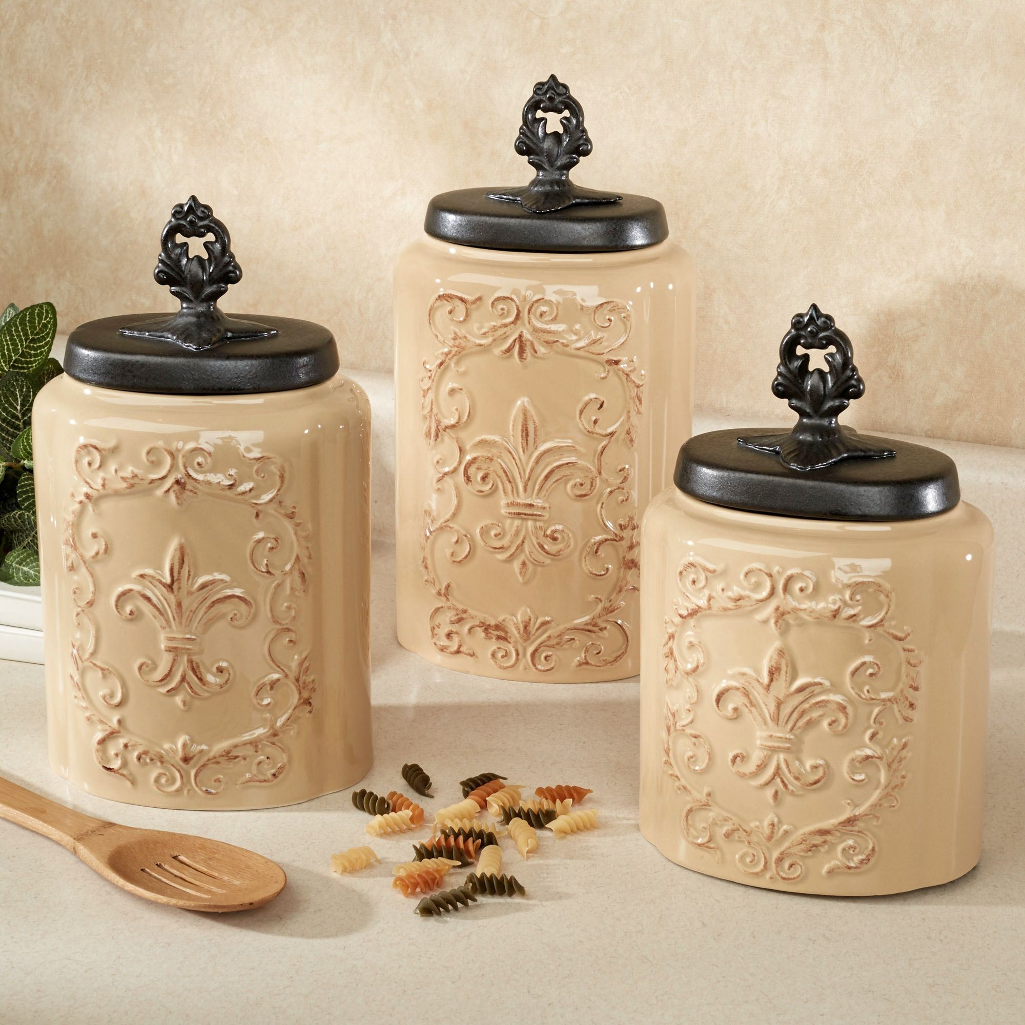 Permalink to Ceramic Kitchen Canister Sets
