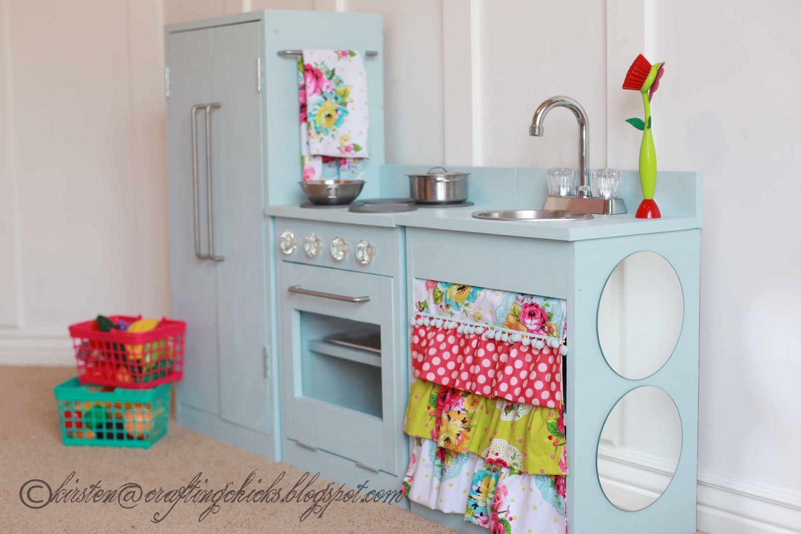 Childrens Wooden Kitchen Set Plans