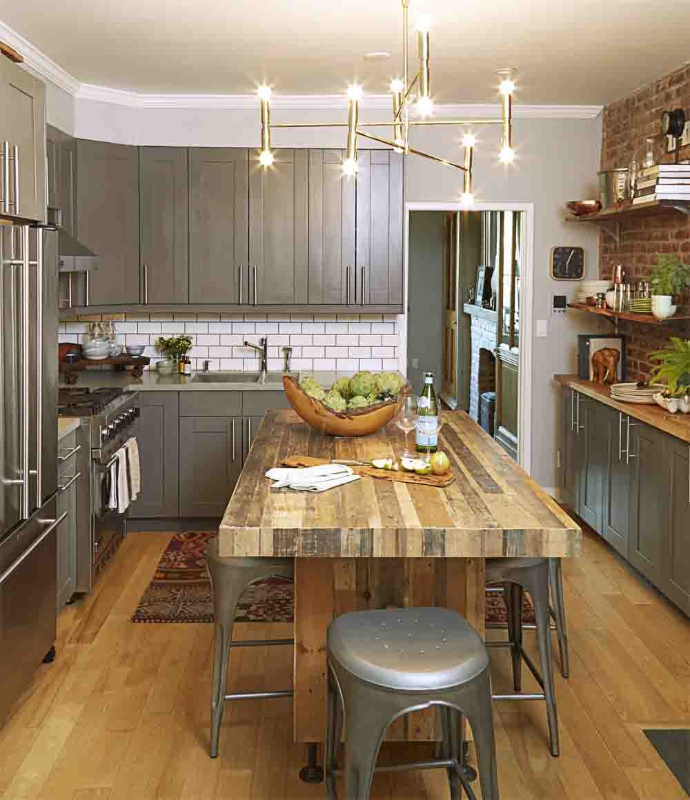 Colorful Kitchen Decor Pictures