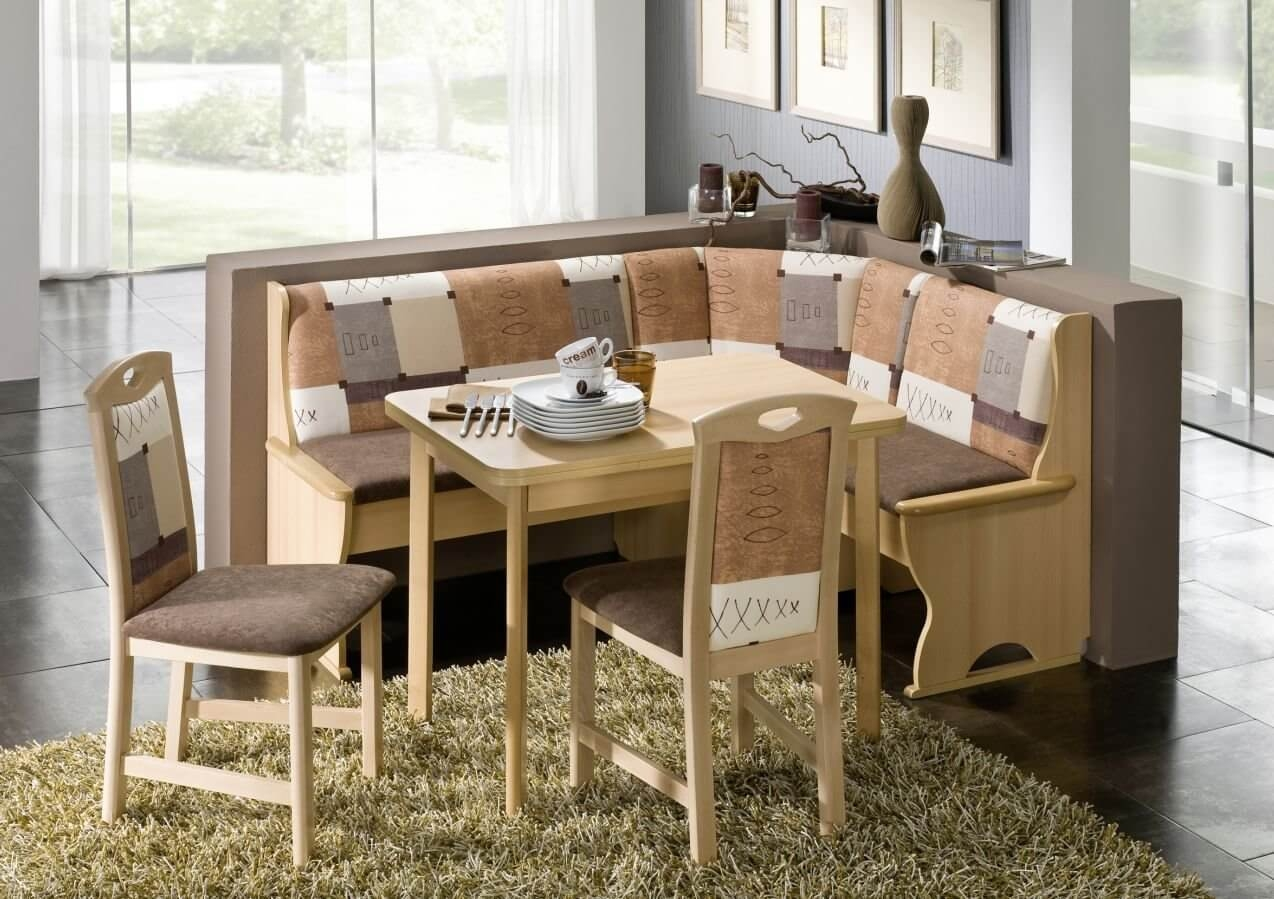 Permalink to Corner Booth Dining Set Table Kitchen