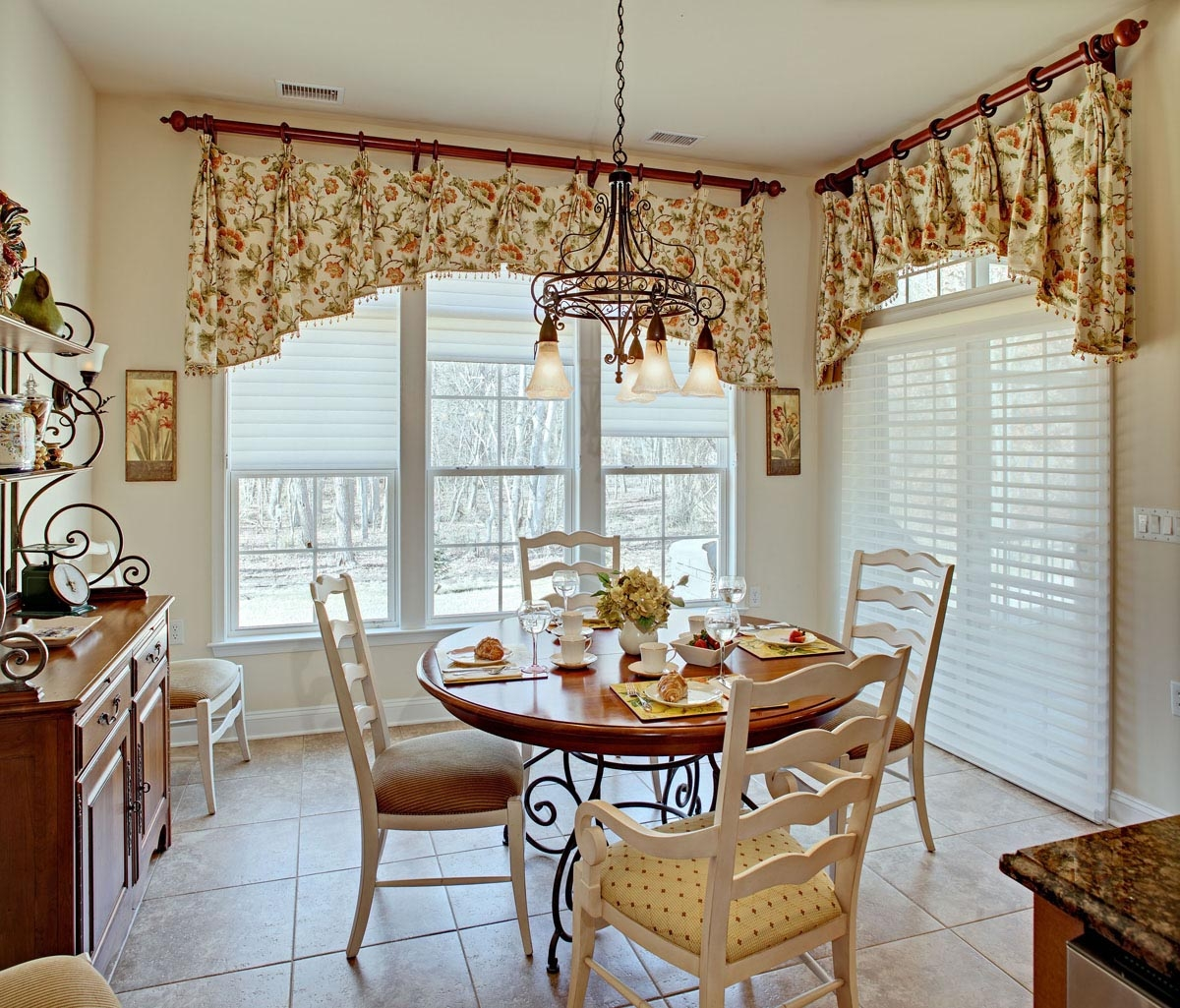 Country Decor Kitchen Curtains