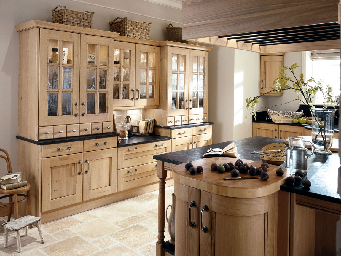 Country French Kitchen Decorating Ideas