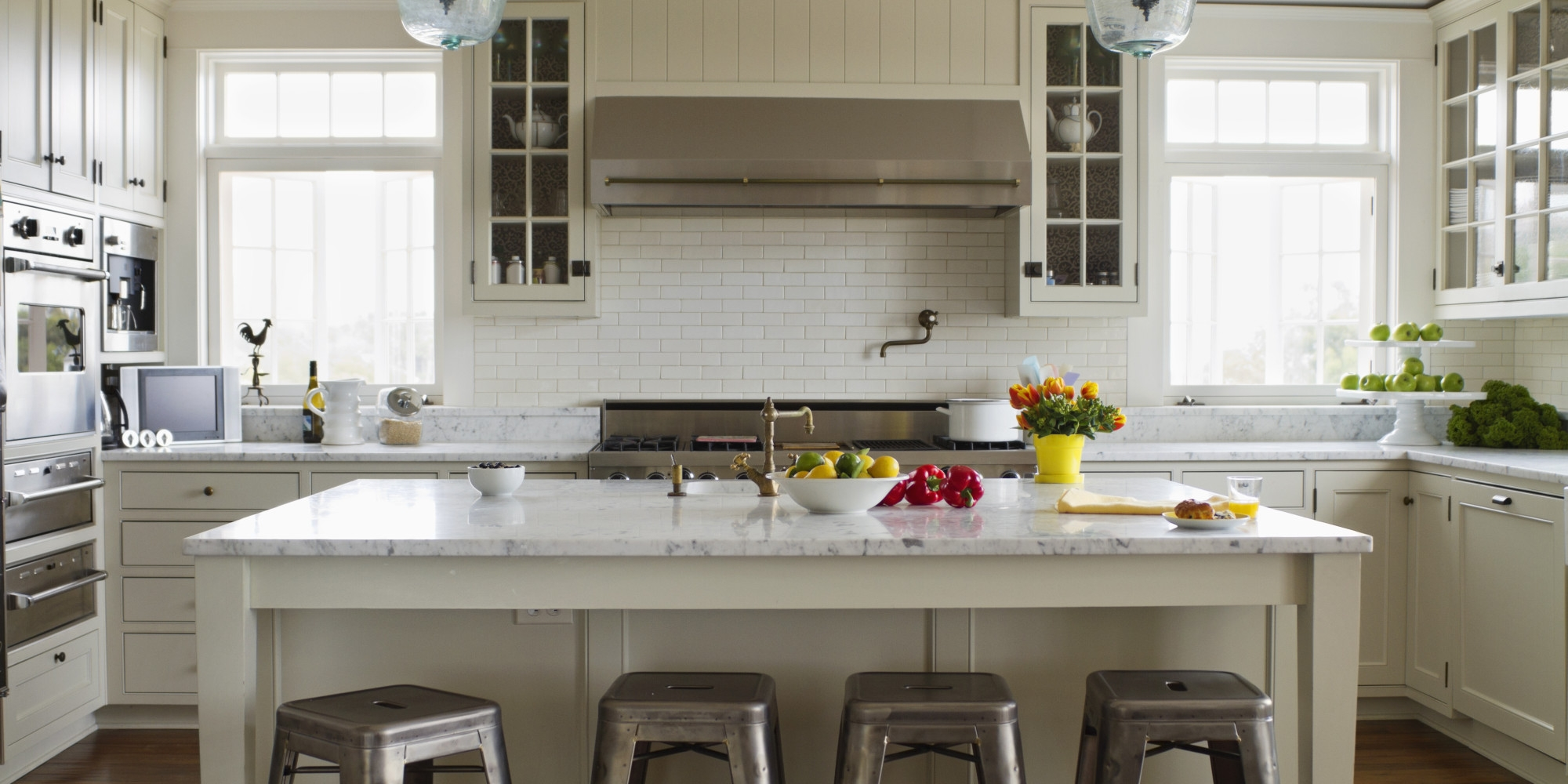 Current Kitchen Decorating Trends 2014