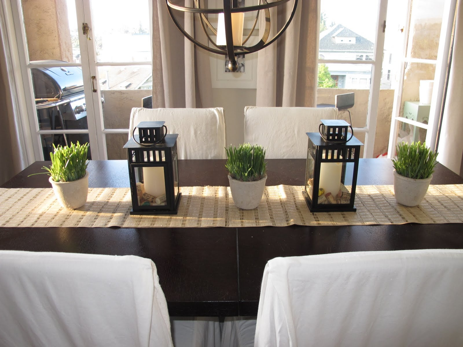 Decorate My Kitchen Table