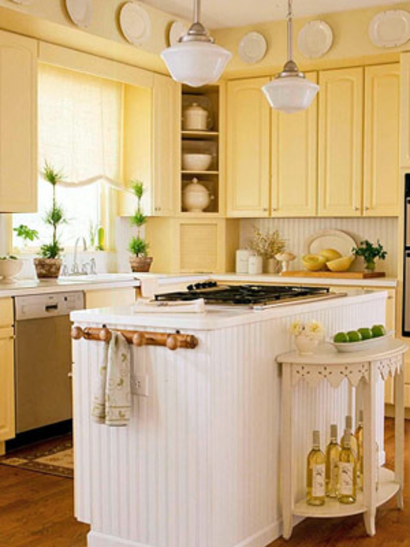 Decorating A Small Country Kitchen