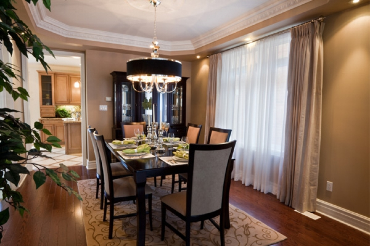 Decorating Ideas For Kitchen Dining Room Combos