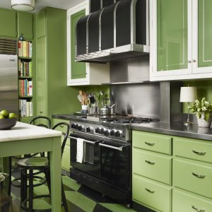 Decorating Ideas For Small Kitchens1044 X 1422