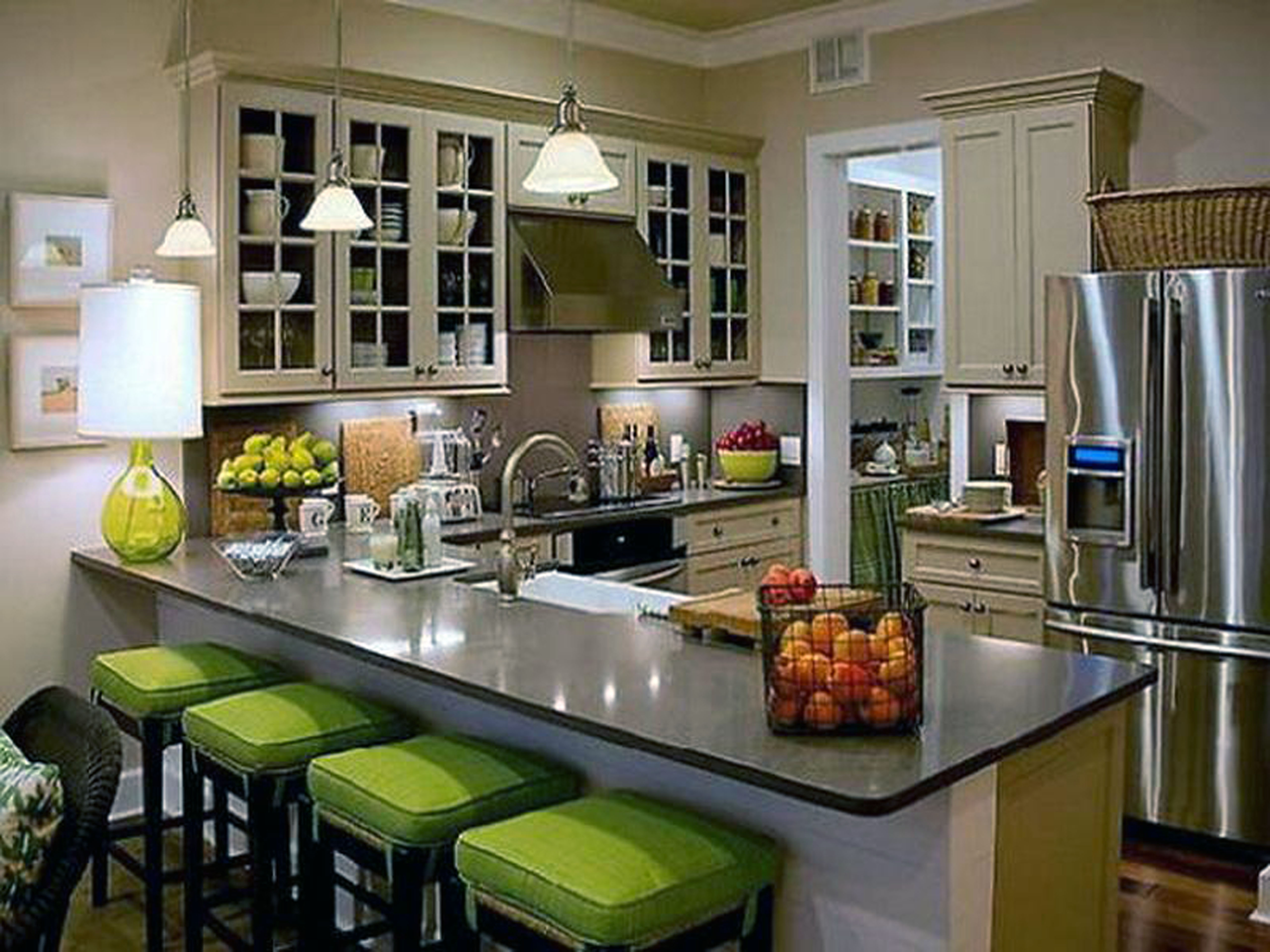 Decorating Ideas Kitchen Cabinet Tops