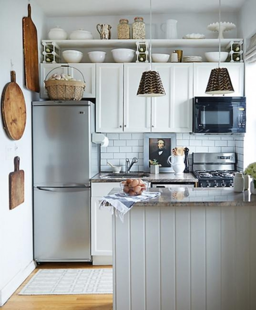 Decorating Kitchen Ideas For Small Kitchens