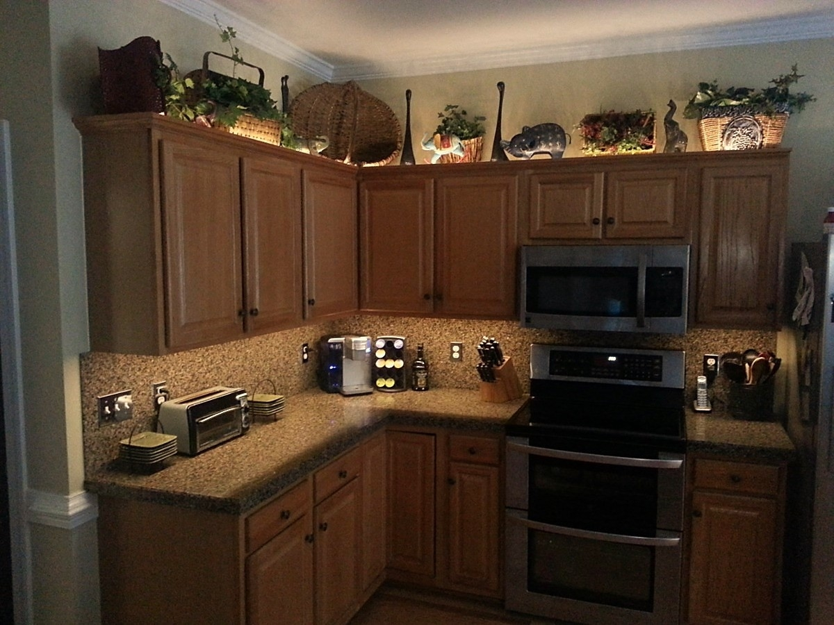 Decorative Accents Kitchen Cabinets