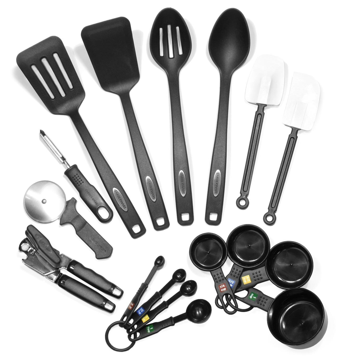 Permalink to Farberware Kitchen Utensil Set