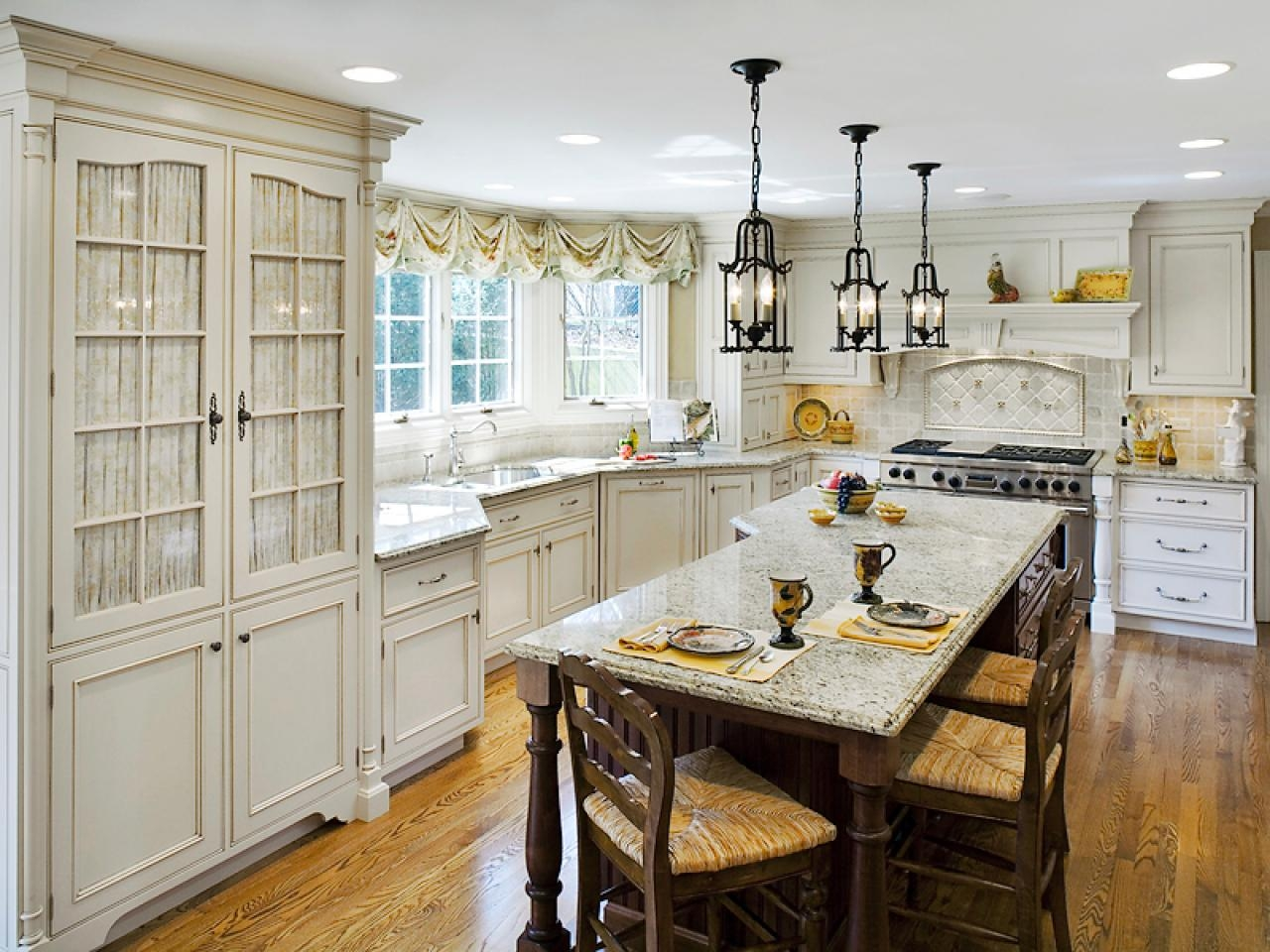 French Country Kitchen Decorating Pictures