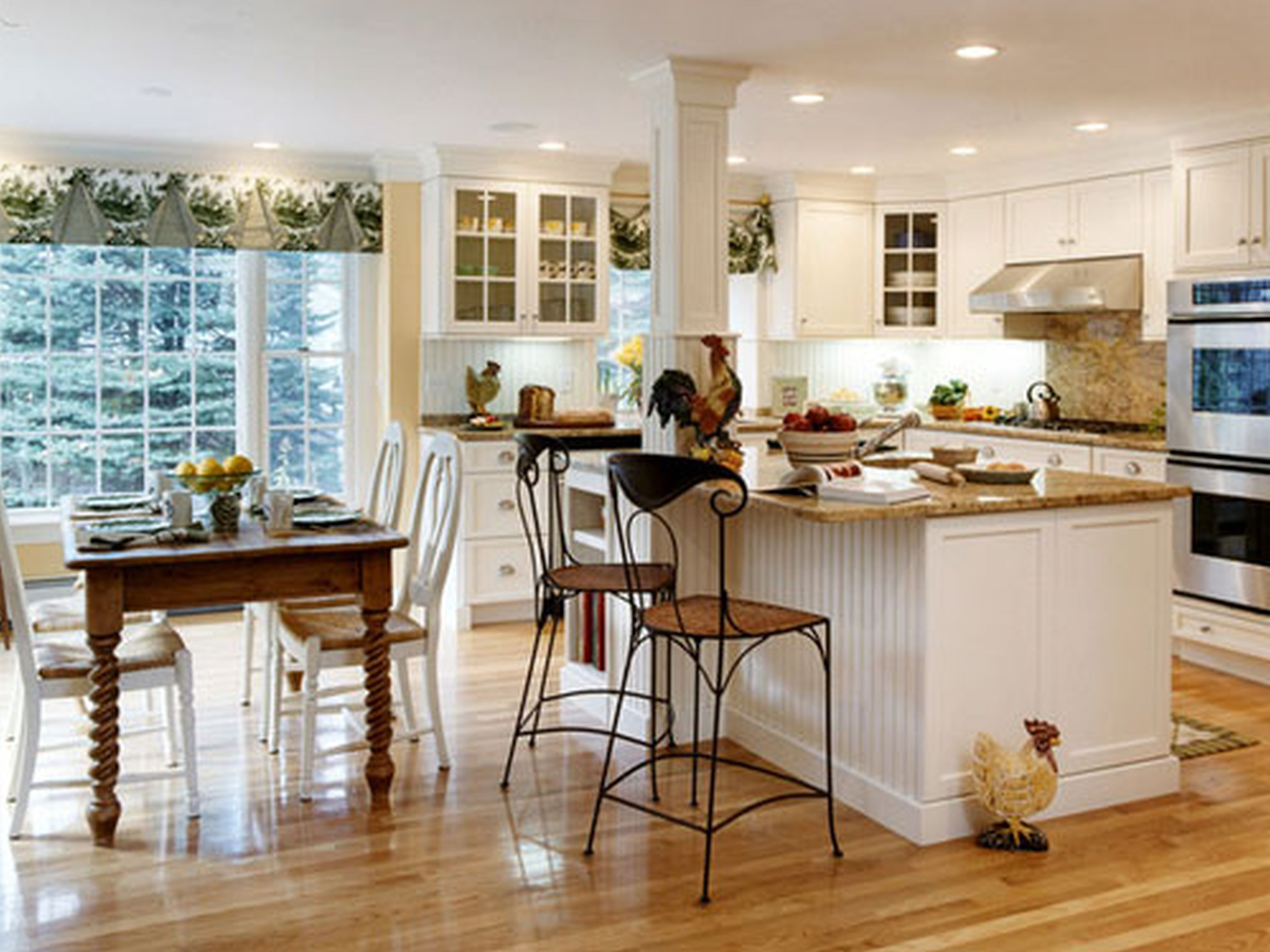 French Kitchen Decorating Ideas