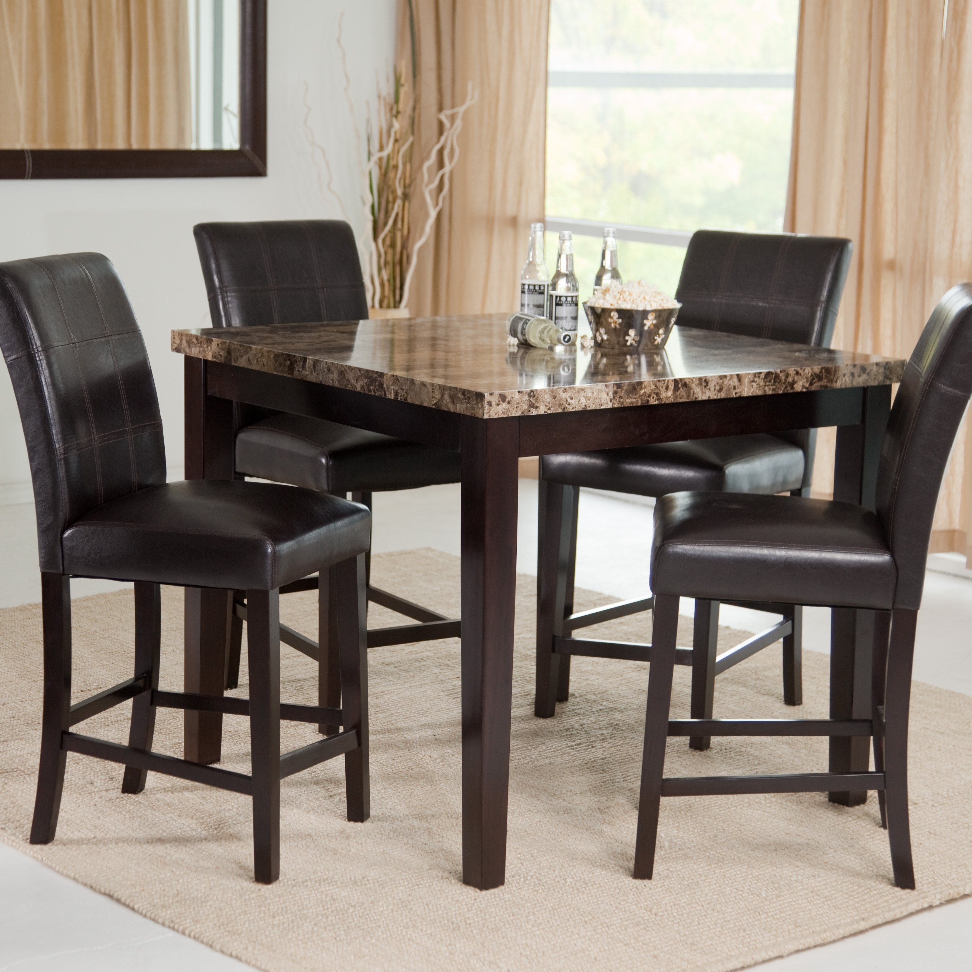 Height Kitchen Table Sets