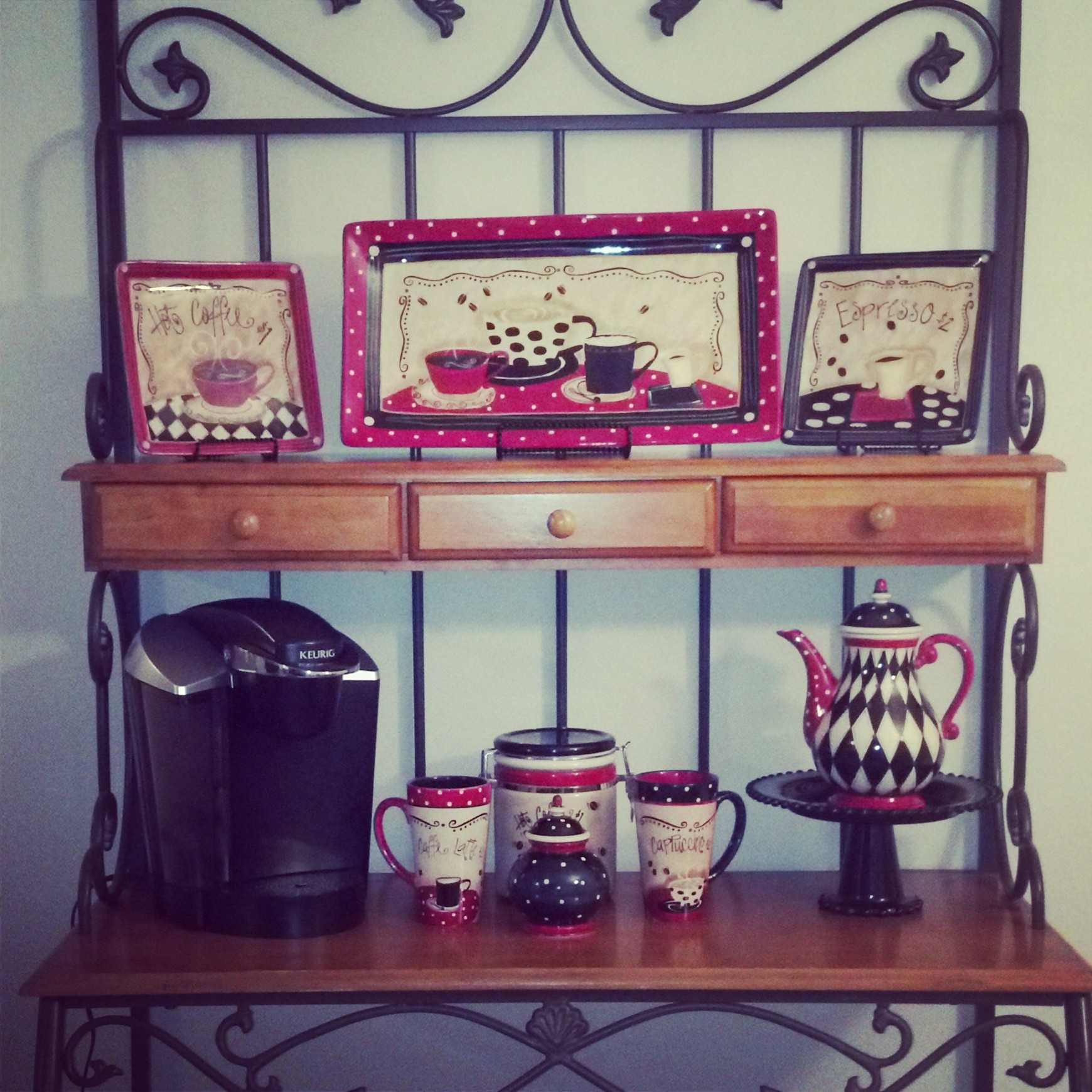 Hobby Lobby Coffee Decor For Kitchen
