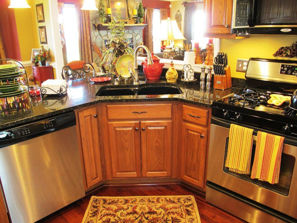 Ideas For Decorating A Kitchen With Roosters