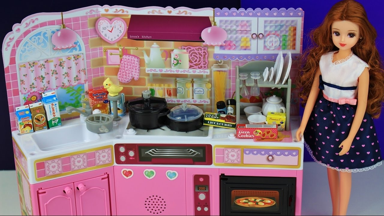 Japanese Kitchen Play Set