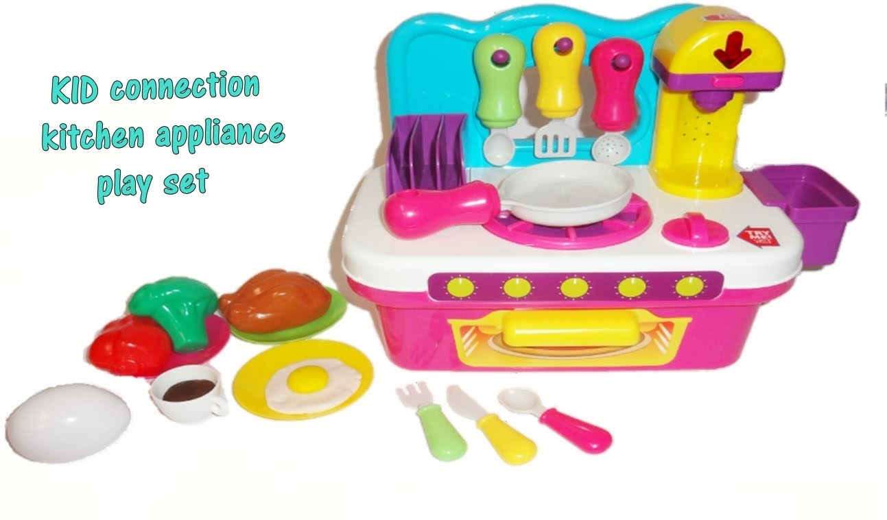 Permalink to Kid Connection Kitchen Play Set