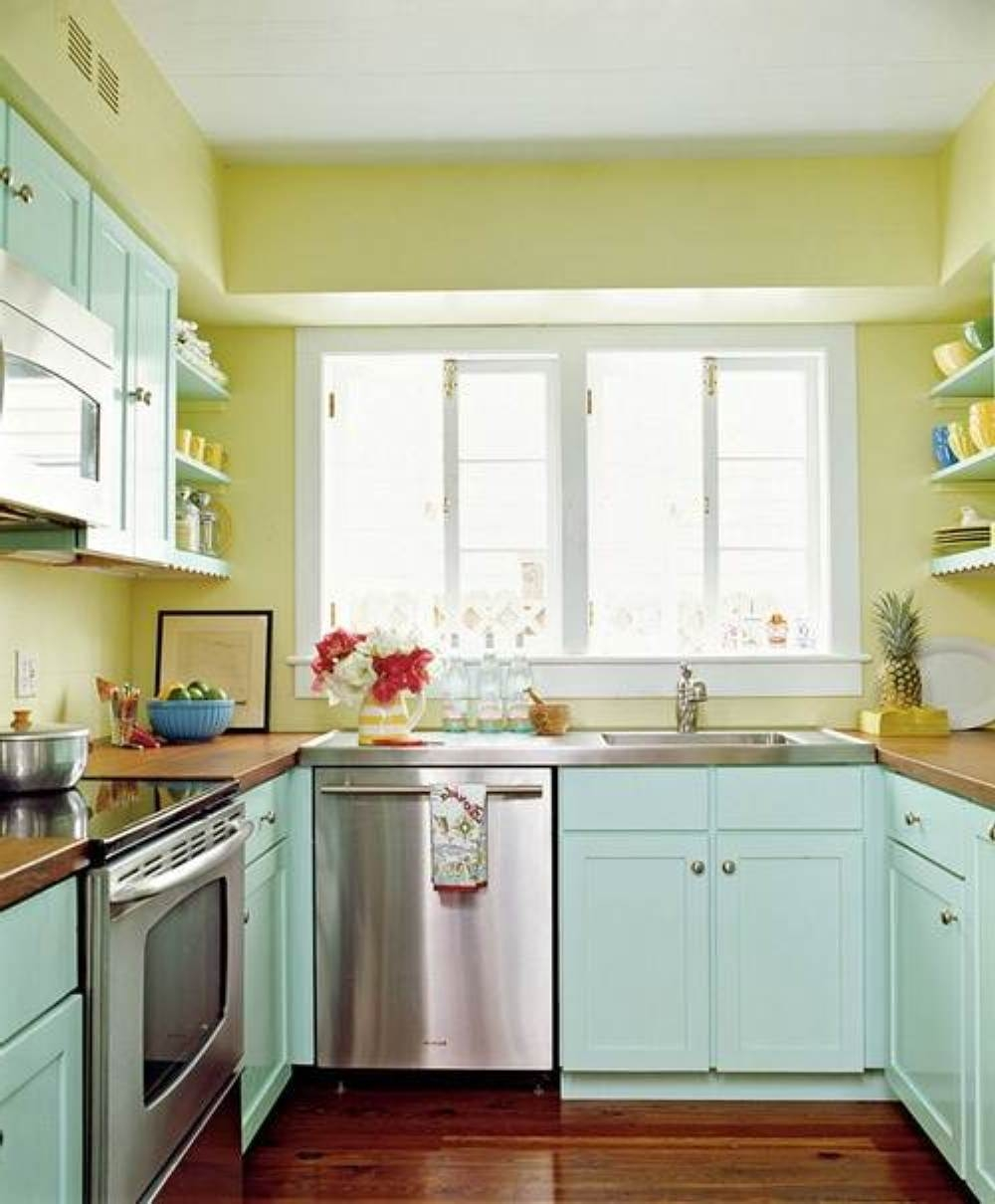 Kitchen Decorating Colors Pictures