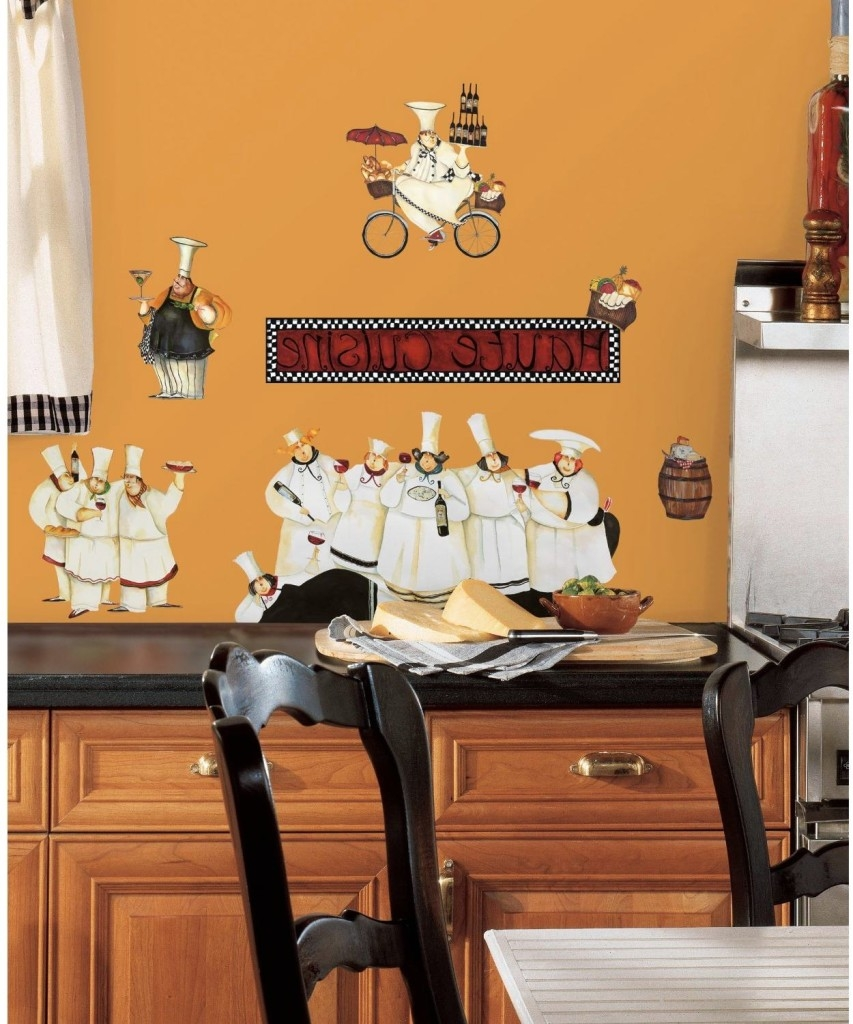 Kitchen Decorating Themes Chef