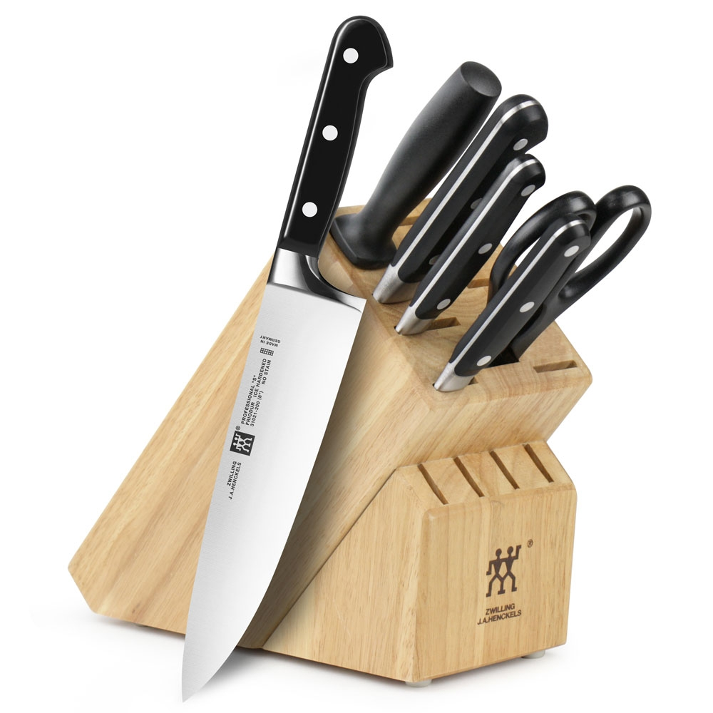 Kitchen Knife Block Set
