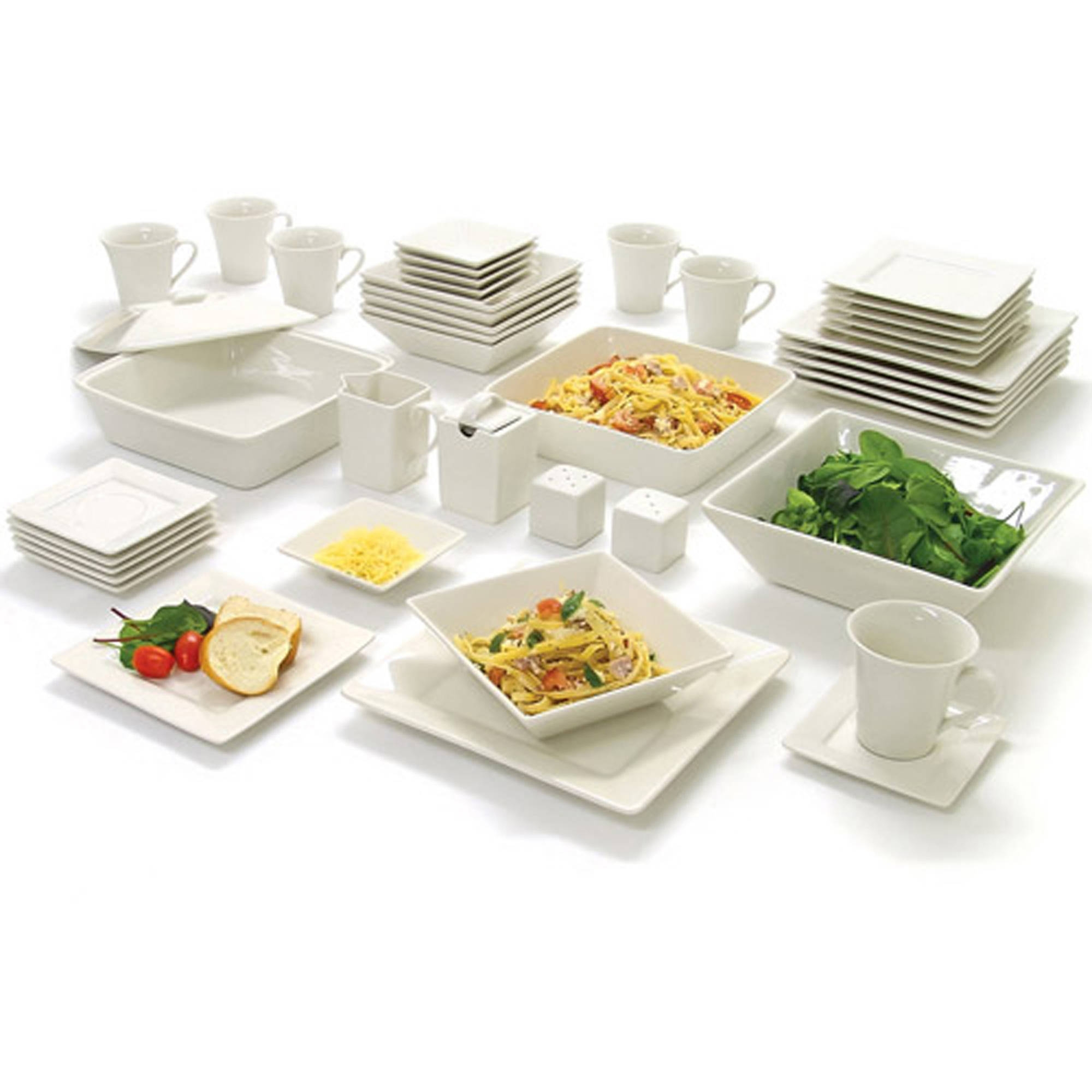 Kitchen Plate And Bowl Sets