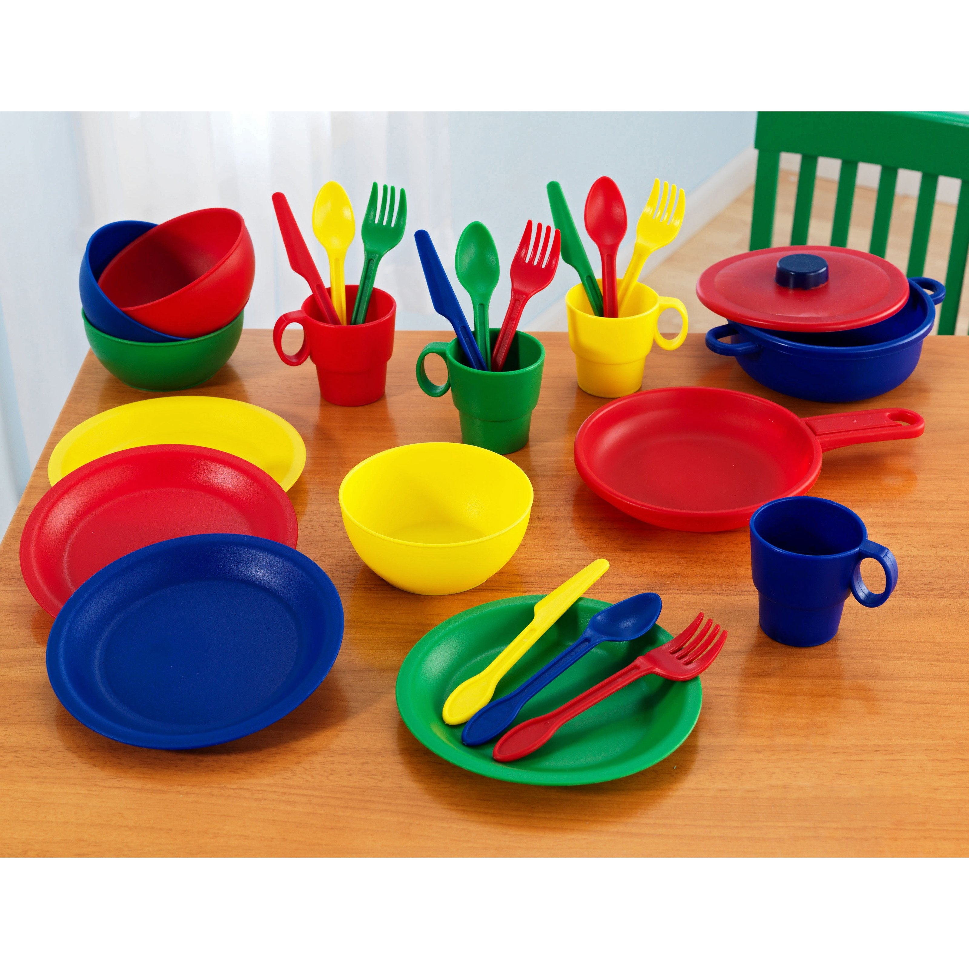 Kitchen Play Set Dishes