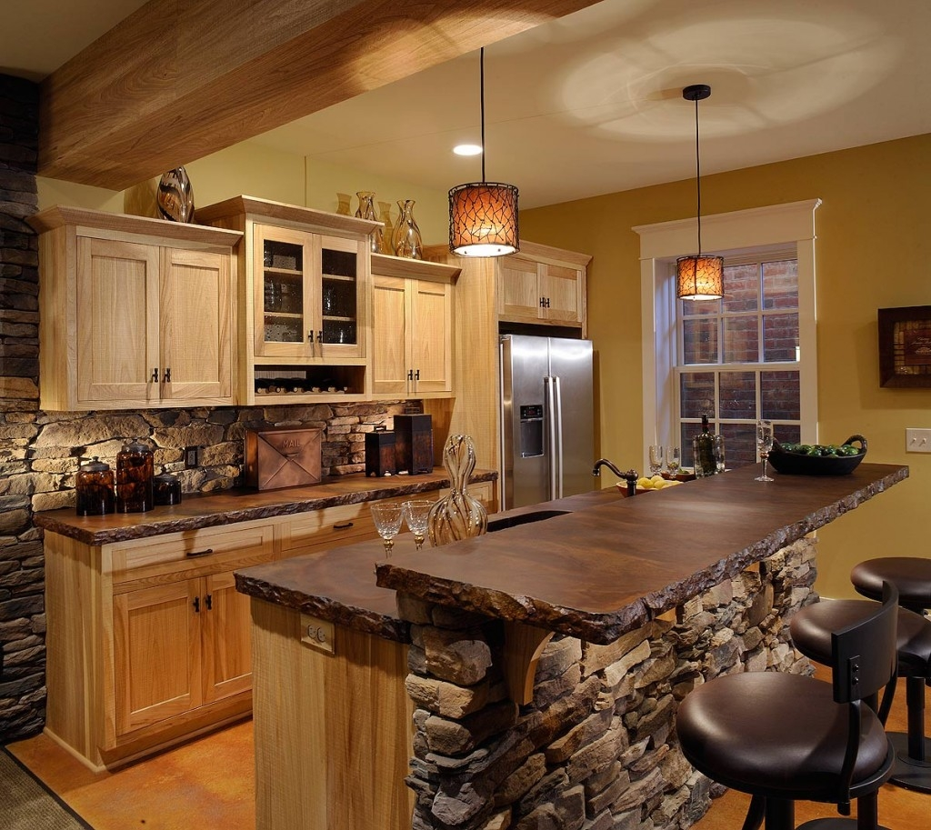Kitchen Rustic Decorating Ideas