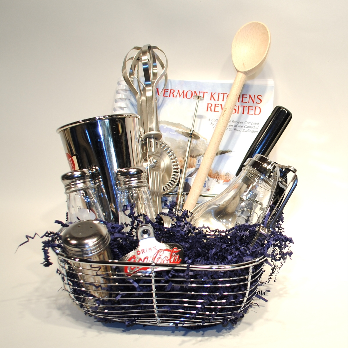 Permalink to Kitchen Set Gift Basket