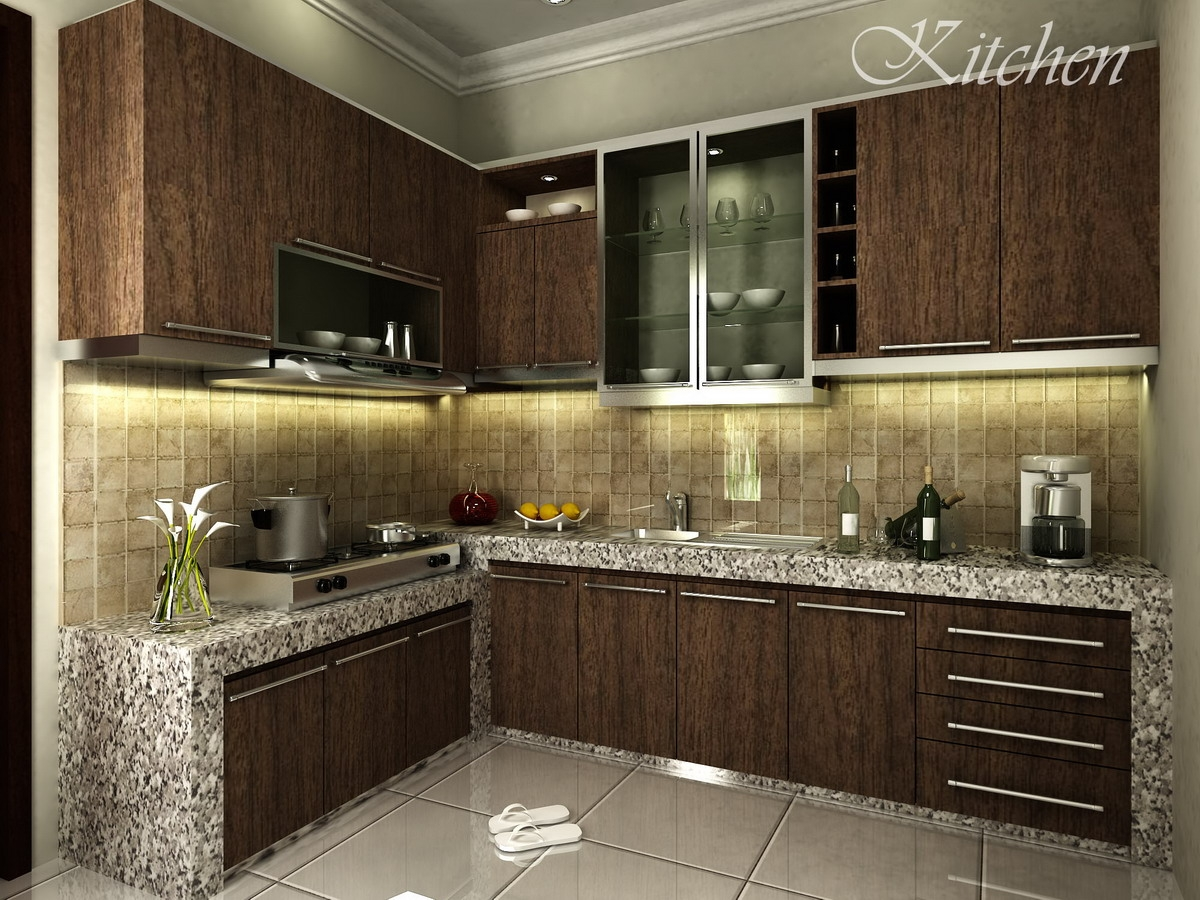 Permalink to Kitchen Set Modern 2014