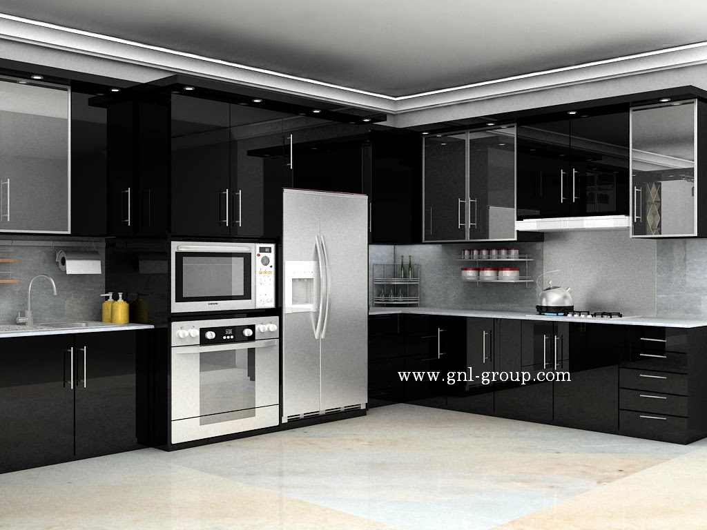 Permalink to Kitchen Set Modern Minimalis 2015