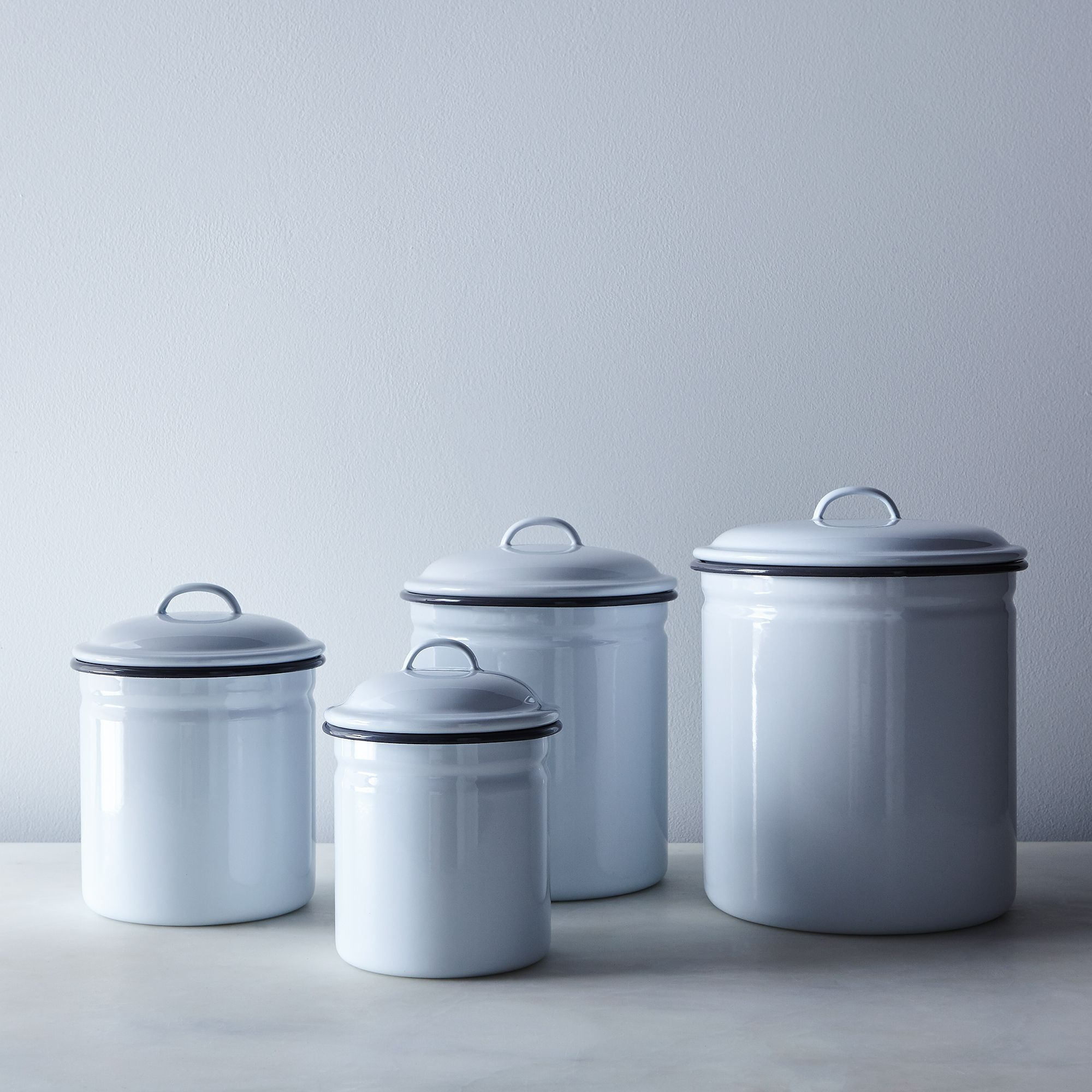Kitchen Stuff Silo Set Of 4 Canisters