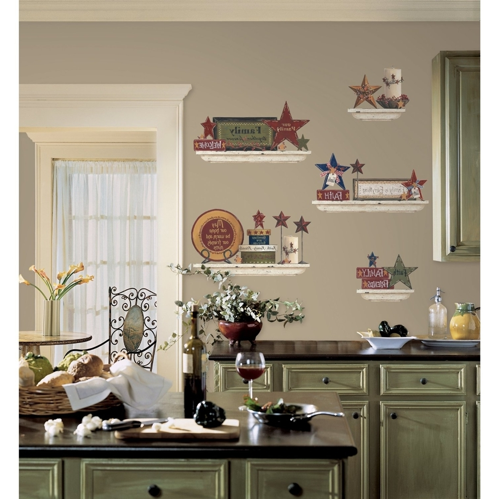 Kitchen Wall Decoration Pictures