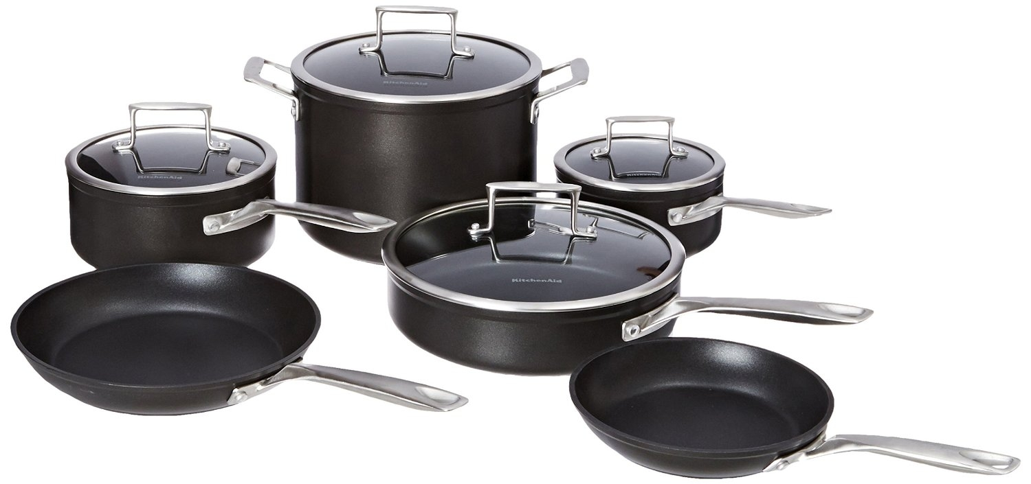 Kitchenaid Pots And Pans Set