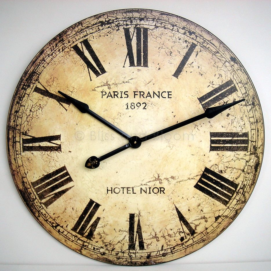 Large Decorative Kitchen Wall Clocks Kitchen Decor Sets