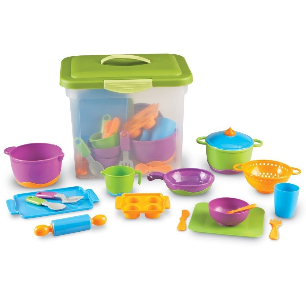Learning Resources Classroom Kitchen Set