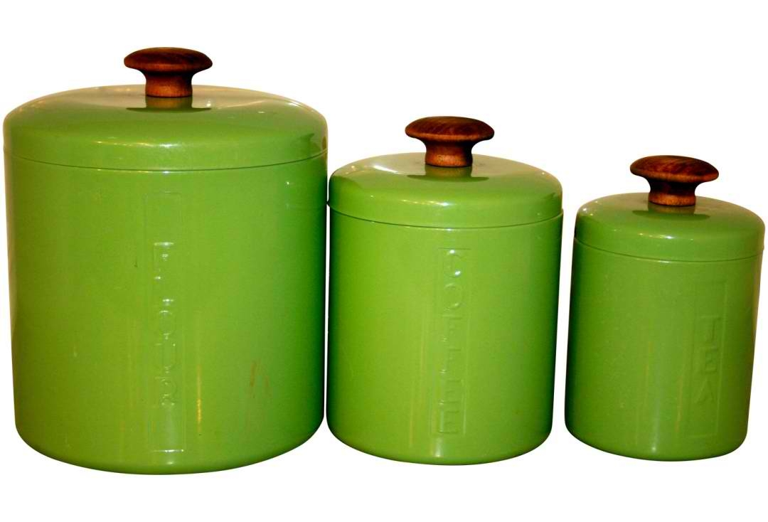 Permalink to Lime Green Kitchen Canister Sets