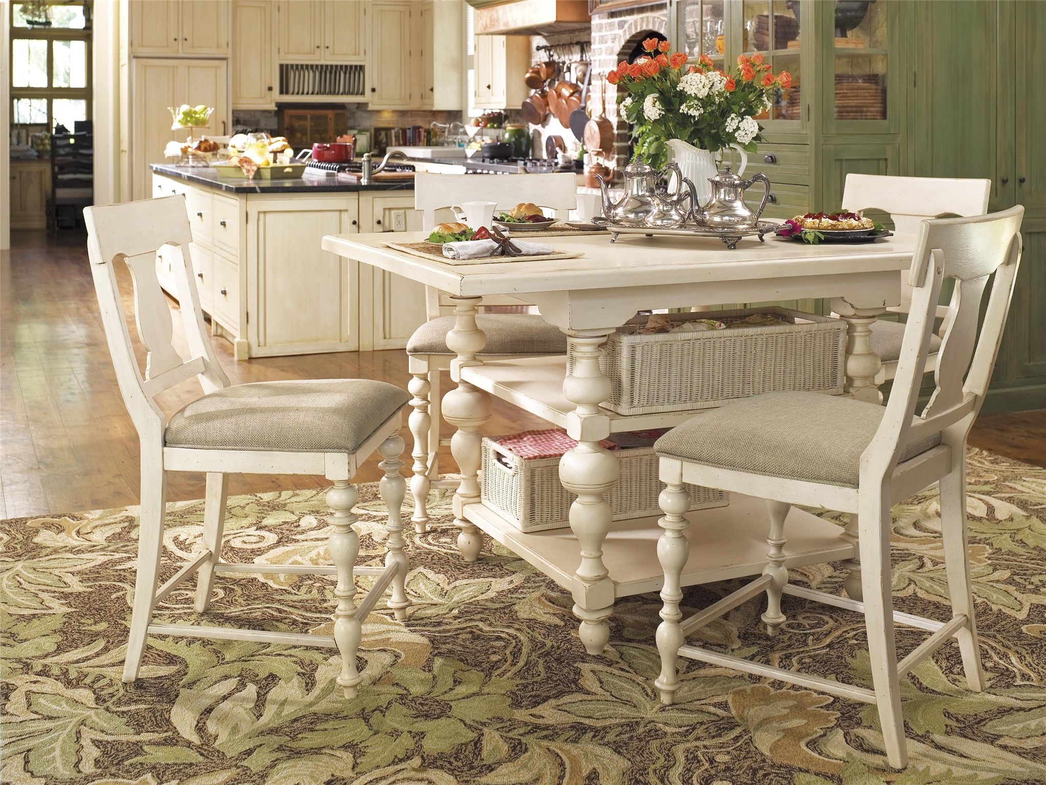 Paula Deen Kitchen Table Sets