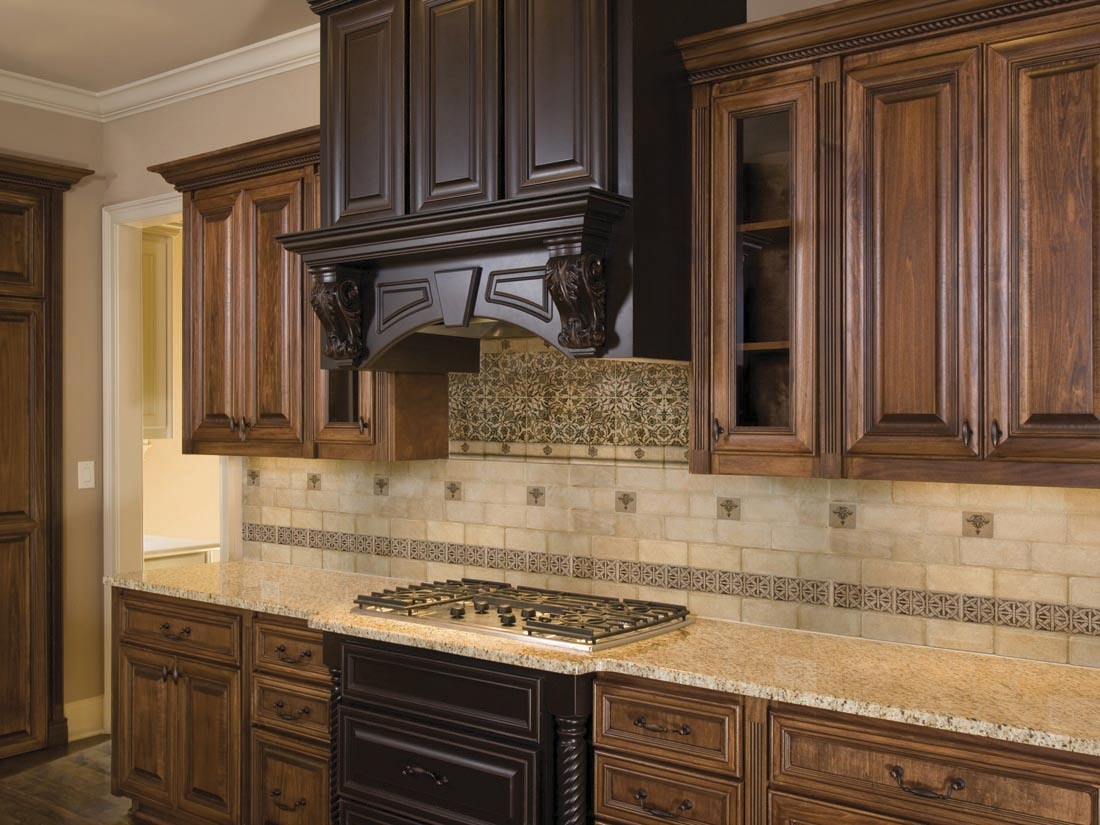 Pictures Of Decorative Kitchen Backsplashes