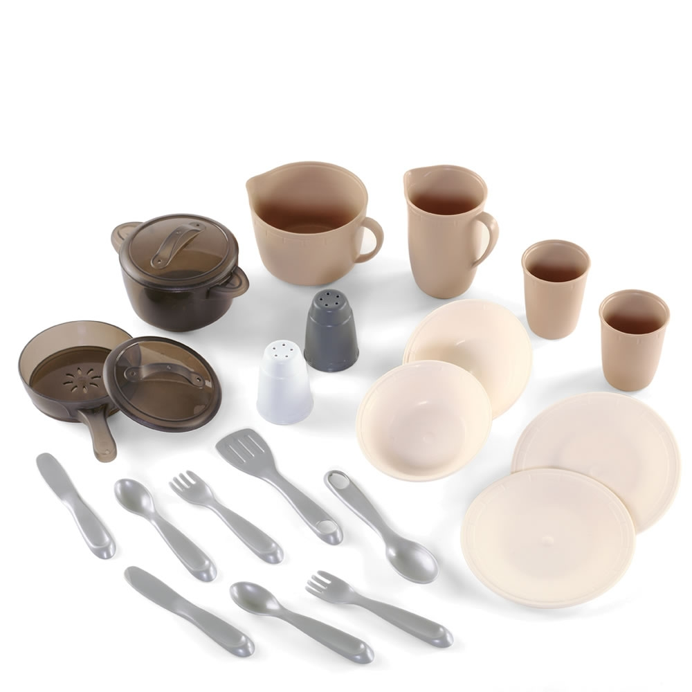 Play Kitchen Pots And Pans Set