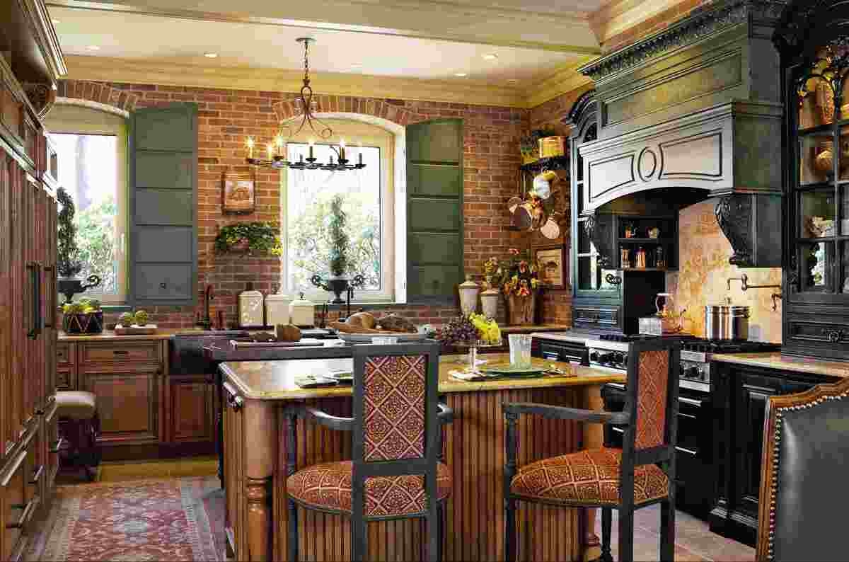 Primitive Kitchen Decor Ideas