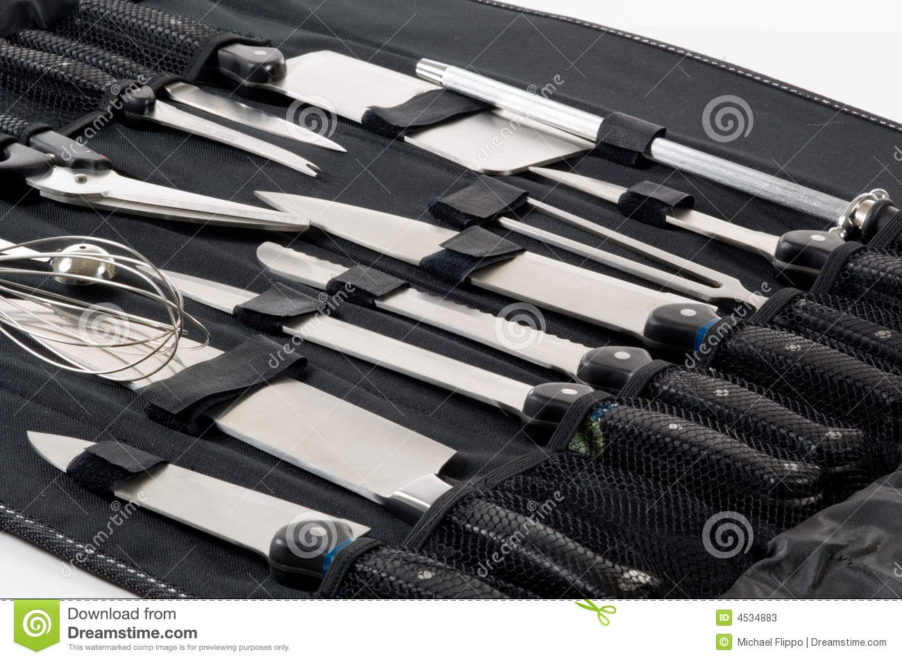 Professional Kitchen Knife Set