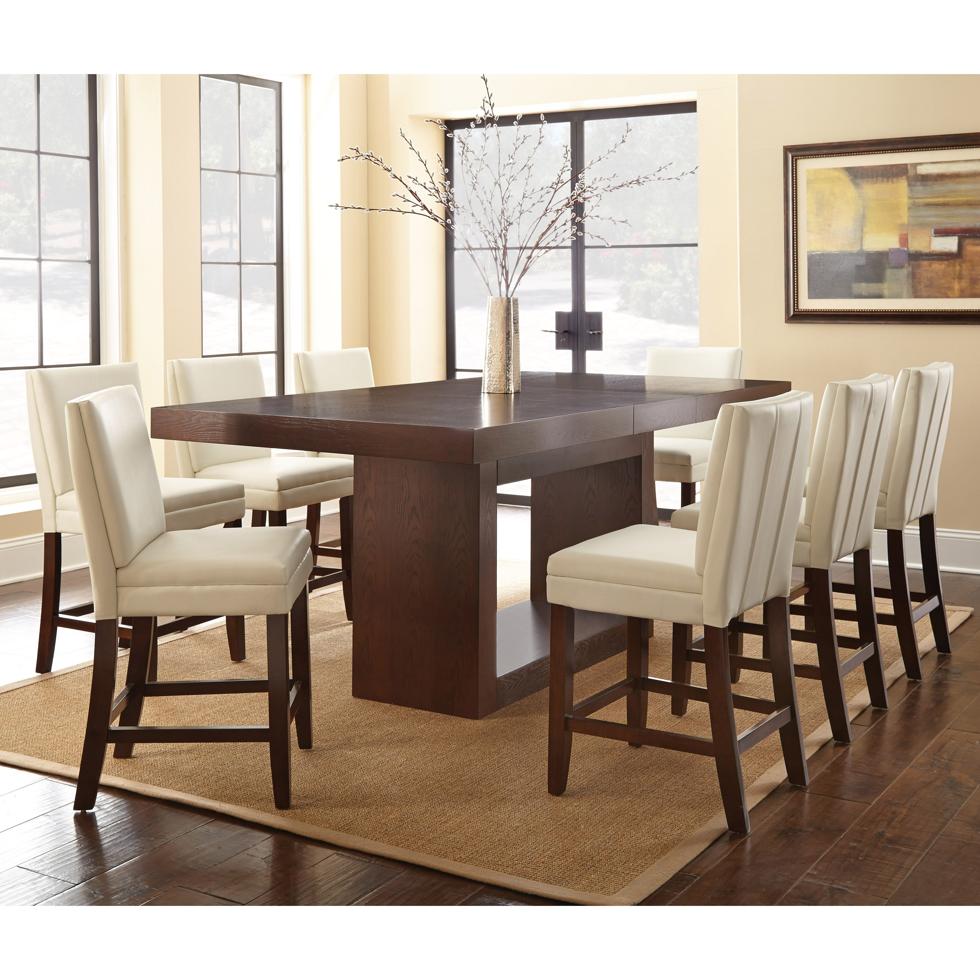 Permalink to Pub Height Kitchen Table Sets