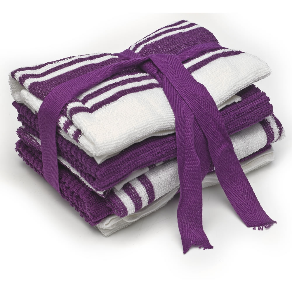 Permalink to Purple Kitchen Towel Sets
