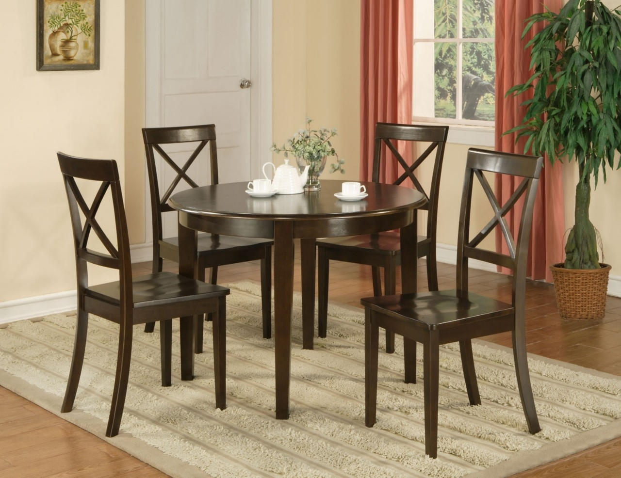 Round Kitchen Table Sets For 4round kitchen table set for 4 starrkingschool