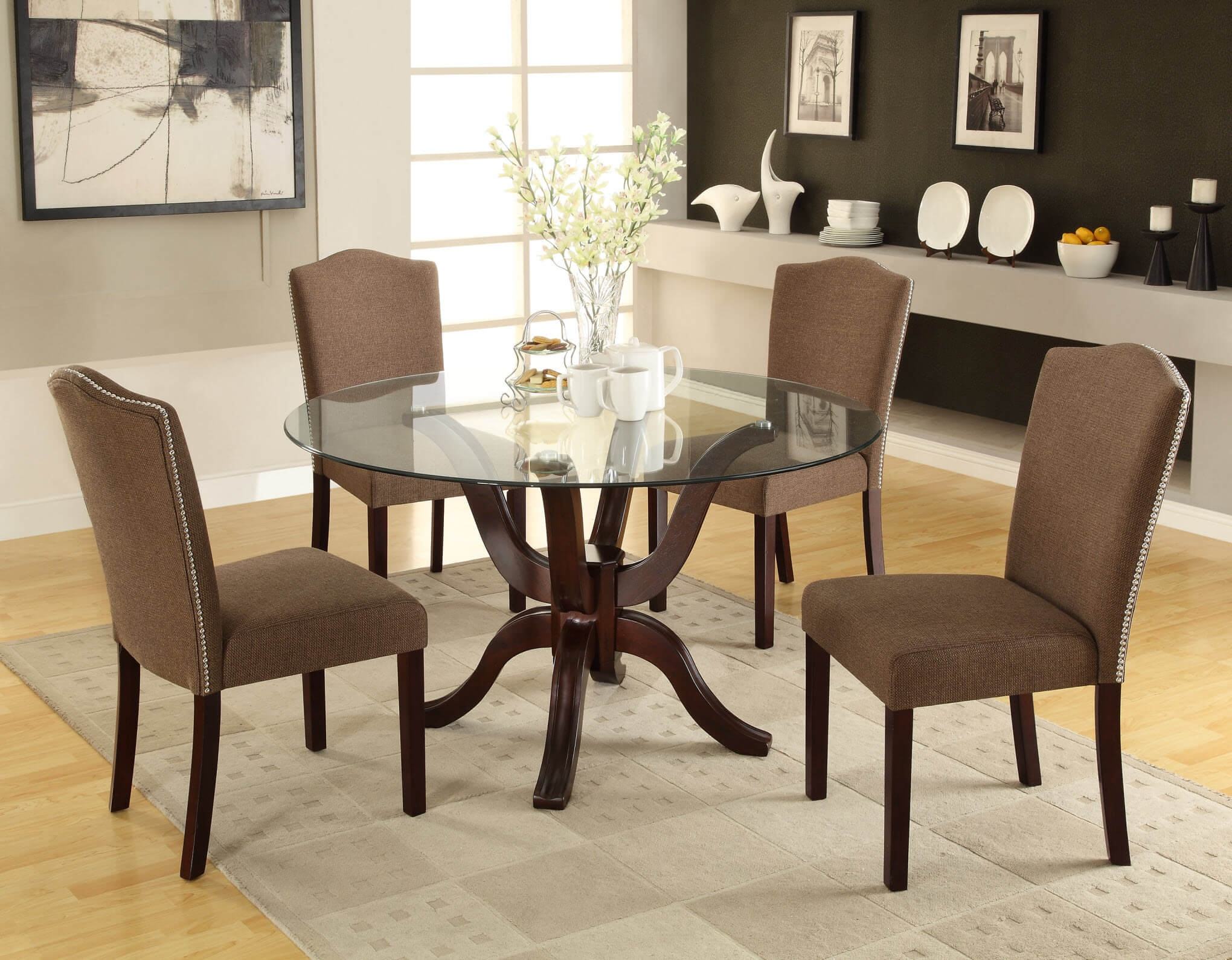 Round Table Kitchen Dining Sets