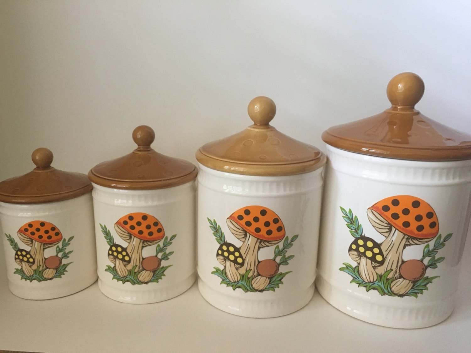Sears Kitchen Canister Sets